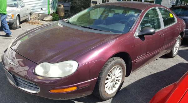 1999 Chrysler Concord $1,500