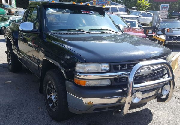 2002 Chevy Pick Up $3,995